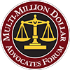 Multi-Million Dollar Association Forum Badge