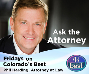 Ask Denver Lawyer Phil Harding