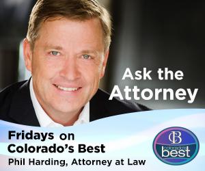 Ask Denver Lawyer Phil Harding